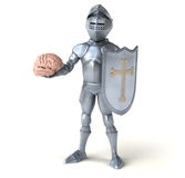 Fun knight Stock Images