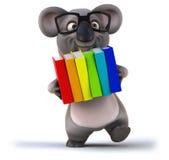 Fun koala Royalty Free Stock Image