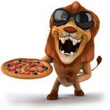 Fun lion Stock Images