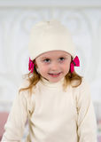 Fun Little girl Royalty Free Stock Photos