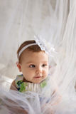 Fun little girl Royalty Free Stock Photography