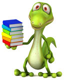 Fun lizard Royalty Free Stock Images
