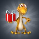 Fun lizard Royalty Free Stock Photography