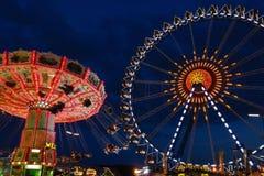 Oktoberfest beer festival in Munich, Germany Royalty Free Stock Photography