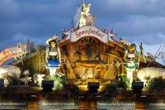 Oktoberfest beer festival in Munich, Germany Stock Image