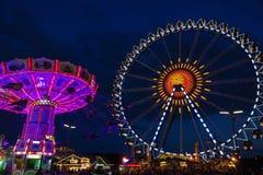 Oktoberfest beer festival in Munich, Germany Stock Photo