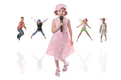 Fun Music Royalty Free Stock Photo