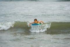 Fun in the Ocean Royalty Free Stock Photos