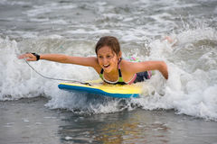 Fun in the Ocean Royalty Free Stock Images