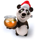 Fun panda Royalty Free Stock Photography