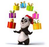 Fun panda Royalty Free Stock Photo