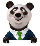 Fun panda Royalty Free Stock Image