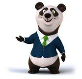 Fun panda Stock Image