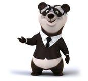 Fun panda Stock Photos