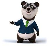 Fun panda Royalty Free Stock Photography