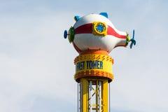 Fun Park Amusement Submarine Royalty Free Stock Photos