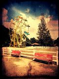 Fun park farm summer activities royalty free stock photography