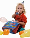 Fun at a party Royalty Free Stock Images