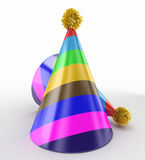 Fun party hat Royalty Free Stock Photo