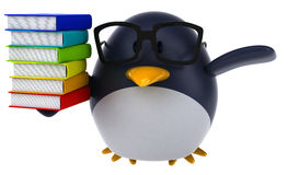 Fun penguin Stock Photos