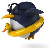 Fun penguin Royalty Free Stock Photos