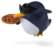 Fun penguin Royalty Free Stock Images