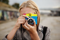 Fun  photography Stock Images