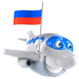 Fun plane Stock Photo