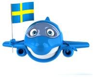 Fun plane Stock Photography