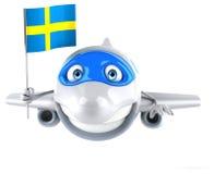 Fun plane Stock Images