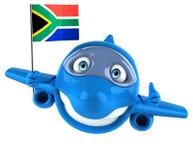Fun plane Royalty Free Stock Photos