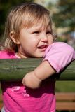 Fun on the playground Royalty Free Stock Image