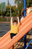 Fun on the playground Stock Photo
