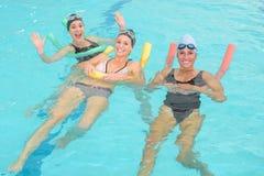 fun pool swimming Στοκ Εικόνα