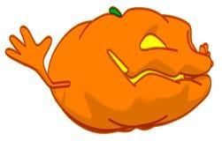 Fun pumpkin Stock Images