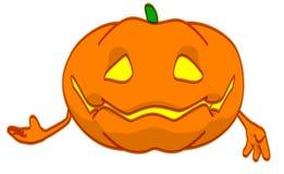 Fun pumpkin Stock Photos