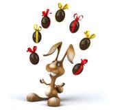Fun rabbit Royalty Free Stock Photos