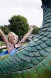Fun ride Stock Photos