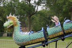 Fun ride Stock Image