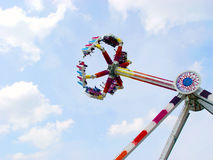 Fun Rides Stock Images