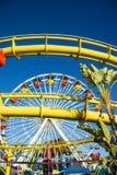 Fun Rides Royalty Free Stock Photo