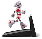 Fun Robot Stock Image