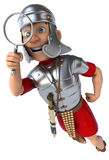 Fun roman soldier Royalty Free Stock Images