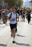 Fun run runner Royalty Free Stock Images