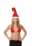 Fun santa Royalty Free Stock Photography
