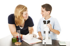 Fun with Science Royalty Free Stock Image