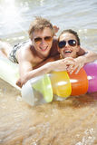 Fun in the sea Royalty Free Stock Images