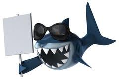 Fun shark Stock Photos