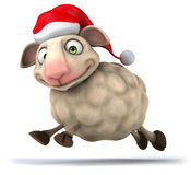 Fun sheep Royalty Free Stock Images