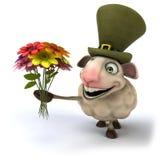 Fun sheep Royalty Free Stock Images